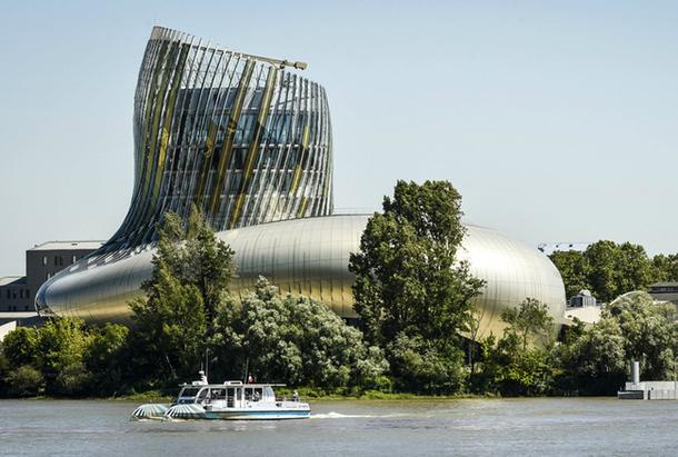 В Бордо начал работать музей вина