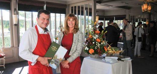 Известный шеф-повар из Бордо выпустил книгу рецептов