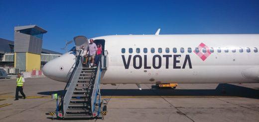 Авиакомпания Volotea будет совершать рейсы из Бордо в Мадрид, Санторини и на Мальту
