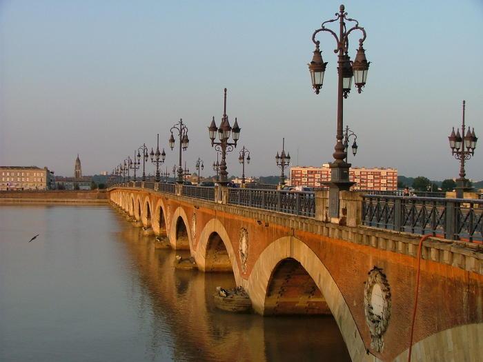 Мост «Jean-Jacque-Bosc»