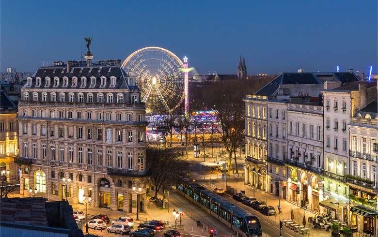 Проект «Bordeaux-Euratlantique»