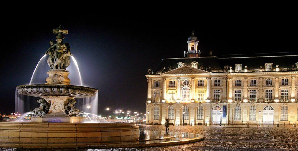 Выставочные центры Бордо