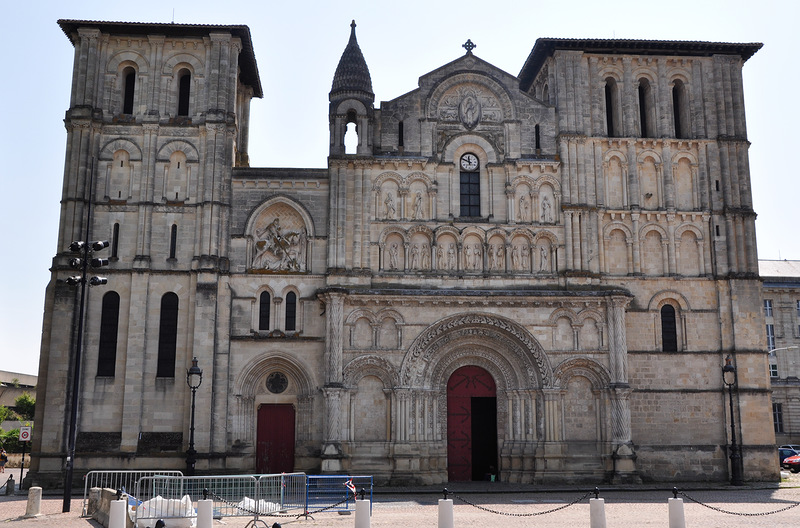 Религиозное наследие Бордо