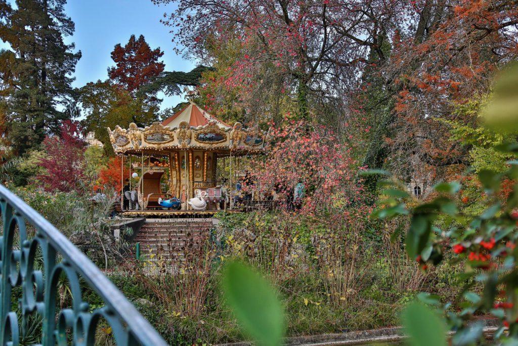 Сады и парки Бордо