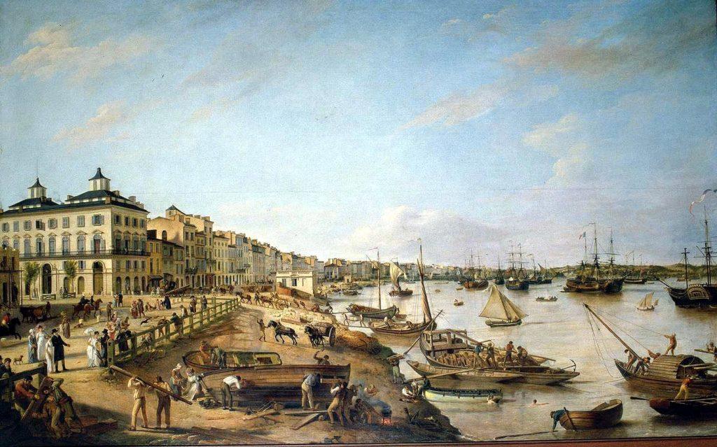 Порт в Бордо